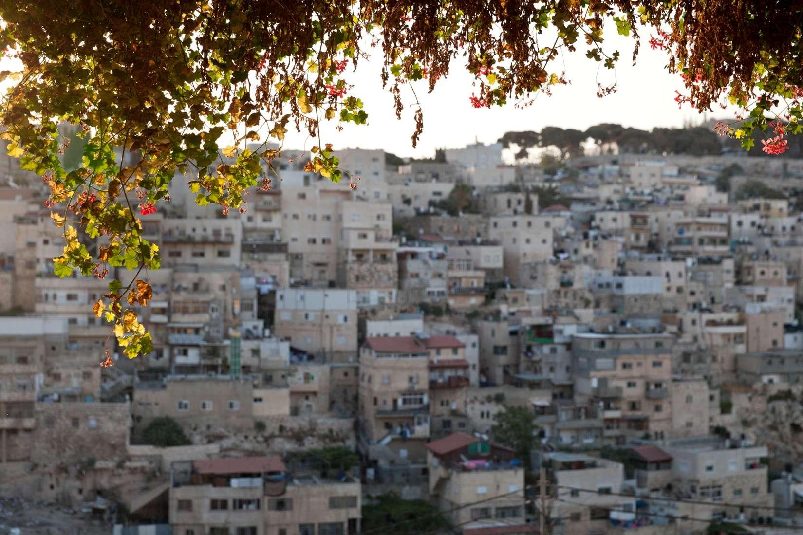 Silwan / City of David