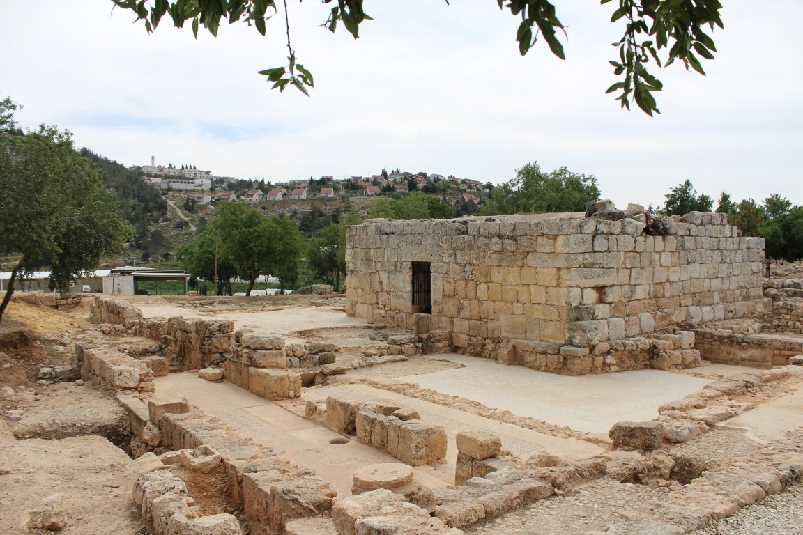 Archaeology, Politics, Settlers and Palestinians in the West Bank – Virtual Tour (via zoom)