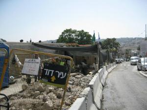 CoD excavation