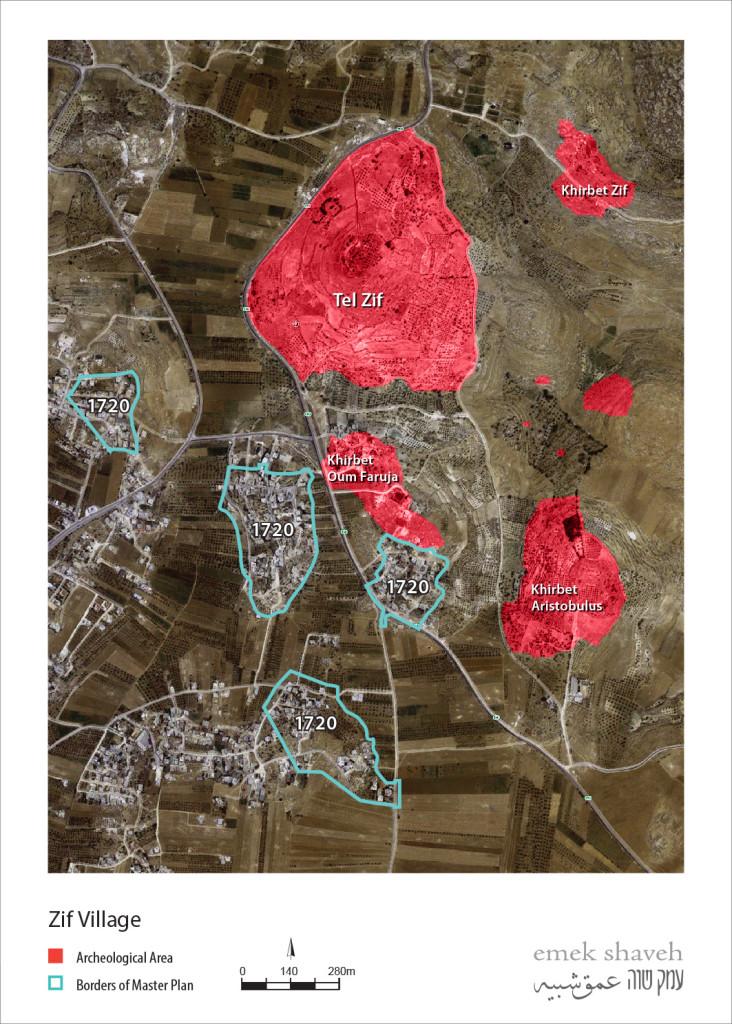 Zif map