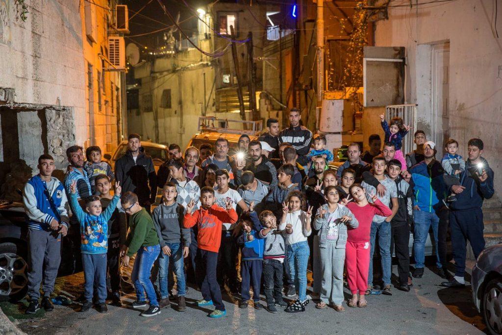Photo Credit: Emil Salman, Haaretz