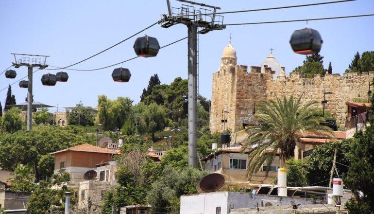 הקואליציה לשמירה על אגן העיר העתיקה