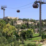 פרוייקט הרכבל בירושלים